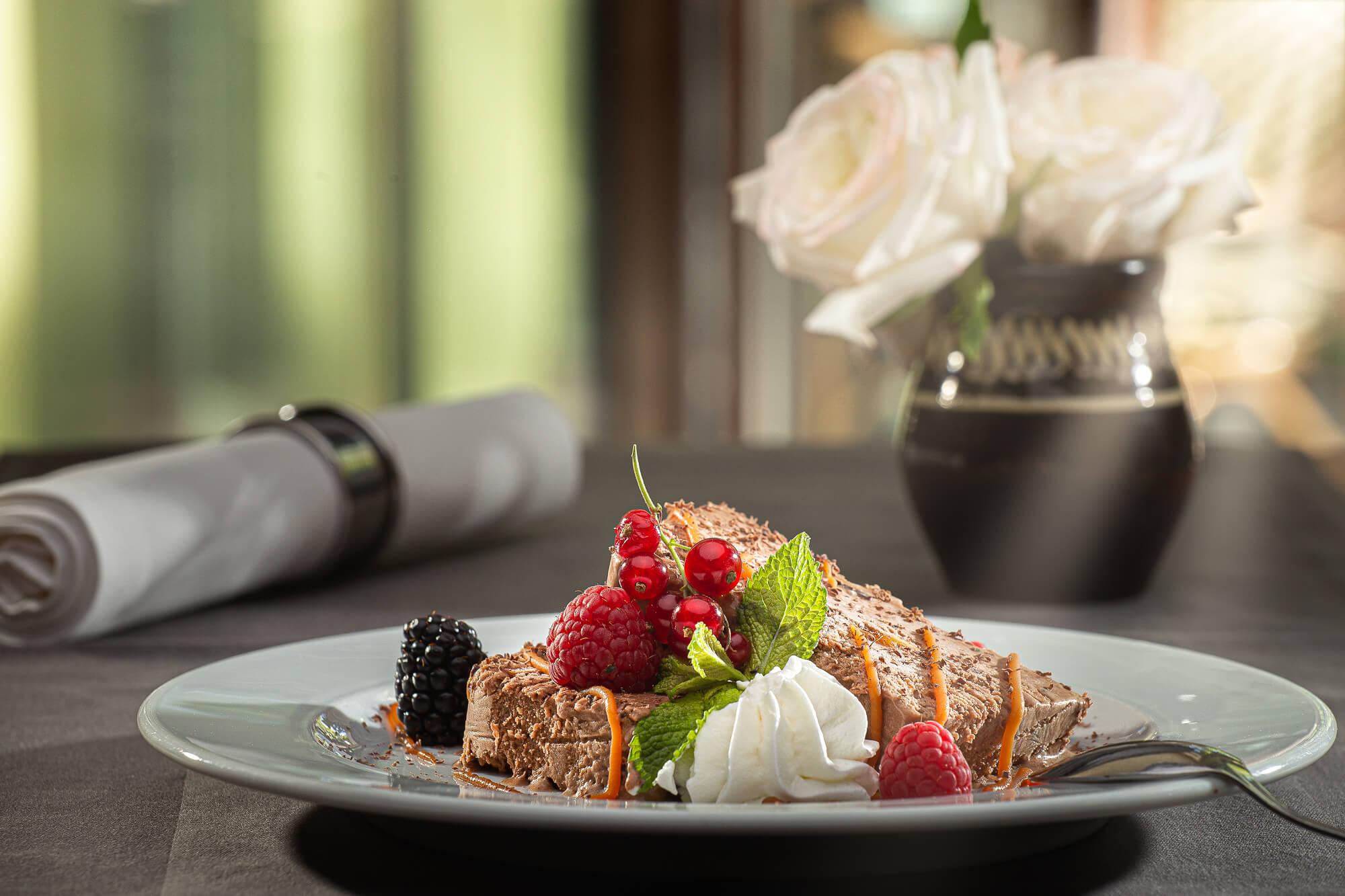 Parfait ciocolata - Hambar